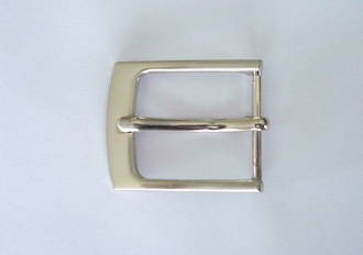 CY75367  Buckle Satin Nickel, 30mm