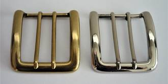 JT6341  Buckle  40mm  Solid Brass
