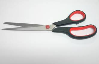STAINLESS STEEL GENERAL PURPOSE SCISSORS