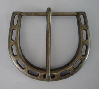 QC - 3415 ANTIQUE NICKEL BUCKLE