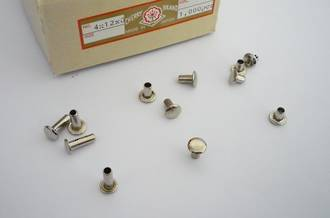 Cherry Brand Tubular Rivet Nickel