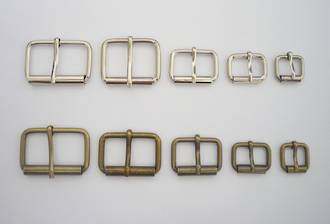 Light Half Roller Buckle