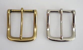 JT5091  Buckle  40mm  Solid Brass & Solid Brass/NP