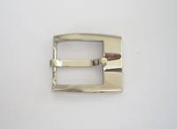 #141 Buckle Satin Nickel, 30mm