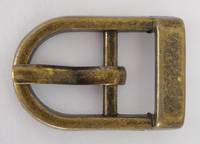 JSD814 ANTIQUE BRASS BUCKLE