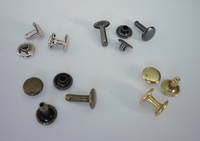 H810 DOUBLE CAP Rivet Set - 100pcs. /pack