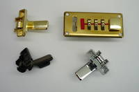 A3 Small Combination Lock & Hasp