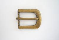 ET3989  Buckle  Antique Brass,  25mm