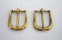 JT19  Buckle  25mm  Solid Brass