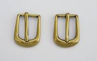 JT3027  Buckle  20mm  Solid Brass