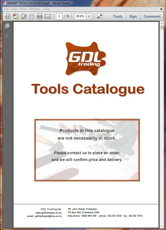 Buy MORE HAND TOOLS | TOOLS (HAND TOOLS) | GDL Trading NZ