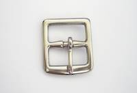 Stirrup Buckle Stainless Steel,  25mm