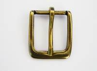 T432  Buckle  25mm  Solid Brass